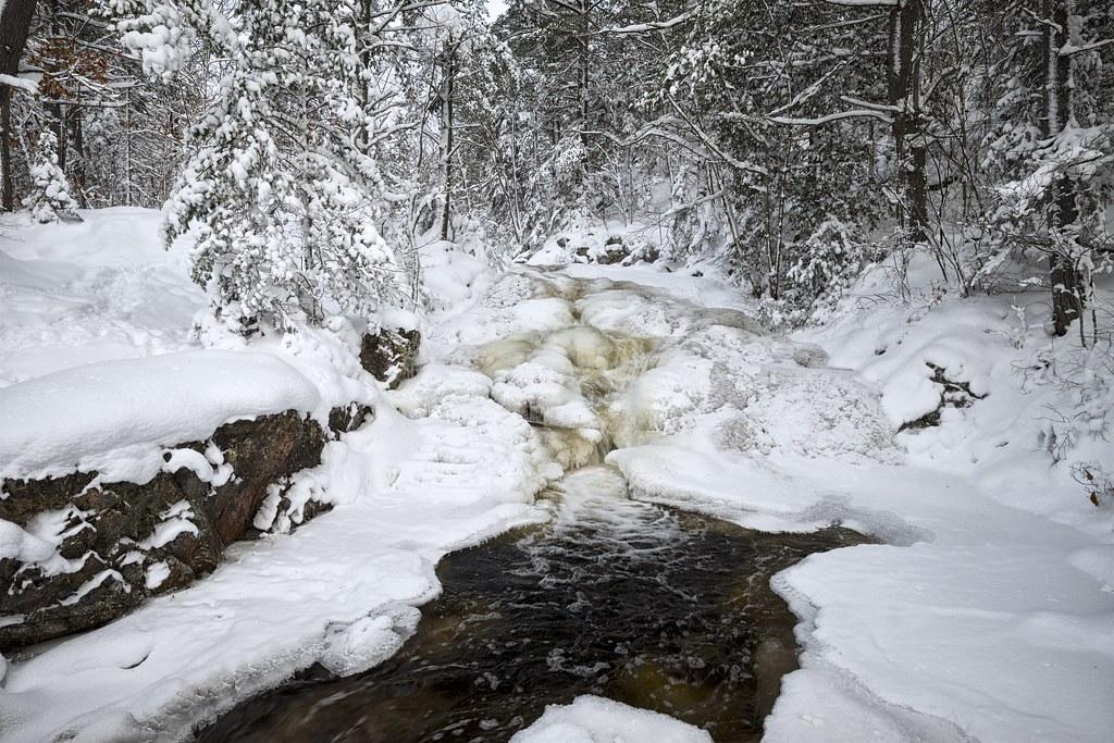 Frozen Crystal Falls Explore December 26 2016 Crystal