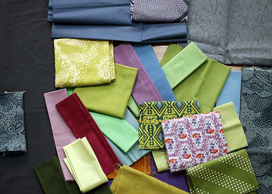 Penny Sampler fabrics