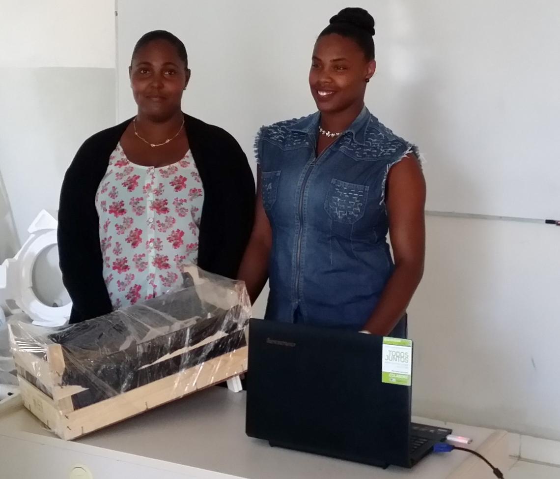Estudantes da ECAA desenvolvem protótipos agrícolas