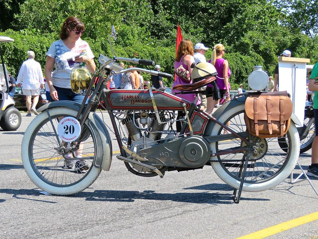 1916 Harley-Davidson 16F 6