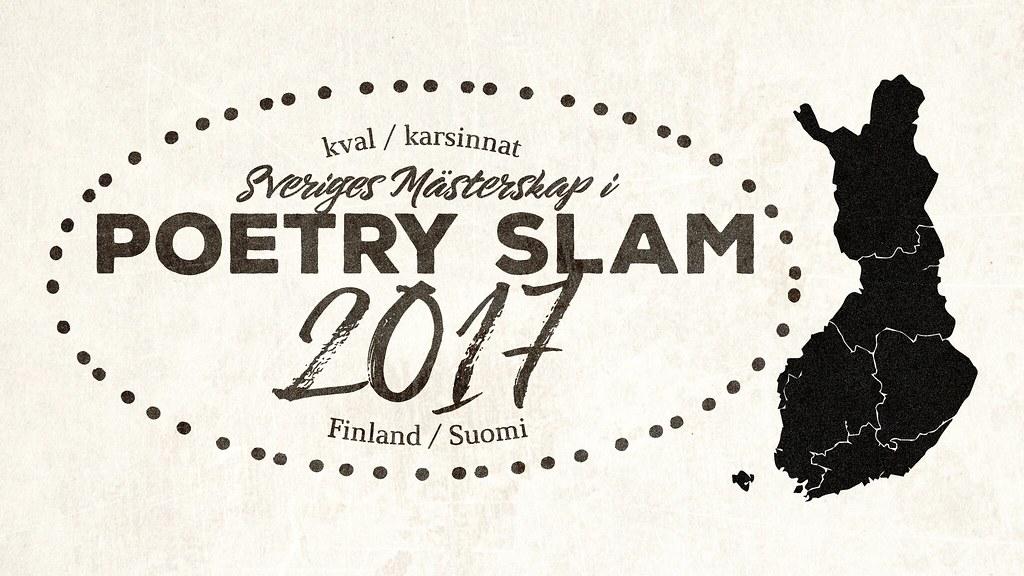 estradpoesiFI estrad poesi dikt finlandssvensk SM2017 lappalainen runo