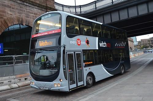 Transdev Burnley & Pendle: 2752 / PJ05ZVY | Transdev ...