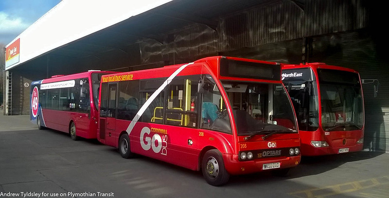Go North East 708 WK58EAG