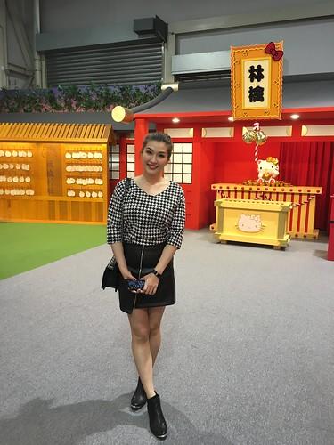 圓山爭豔館-kitty嘉年華展