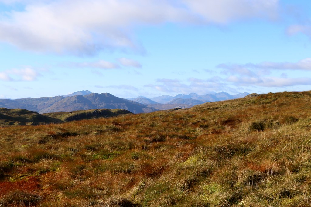 Towards Arrochar