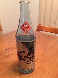 甘口の日本酒が意外にもおいしかった