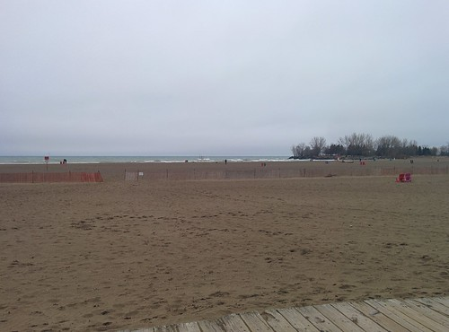 On Woodbine Beach (1)