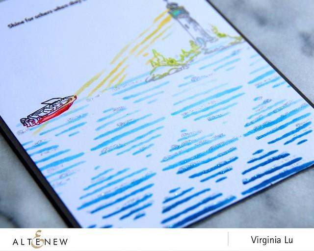 Altenew_Sketched LinesStencil_VirginiaLu#2