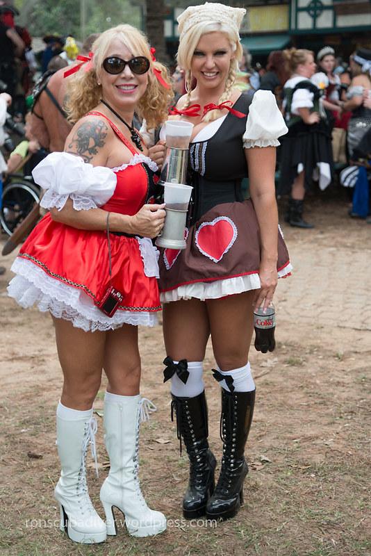 Oktoberfest Girls | by Ron Scubadiver's Wild Life