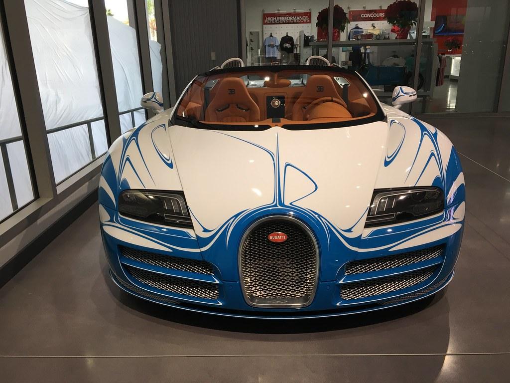 2014 Bugatti Veyron Grand Sport Vitesse Thepetersen Peter Flickr