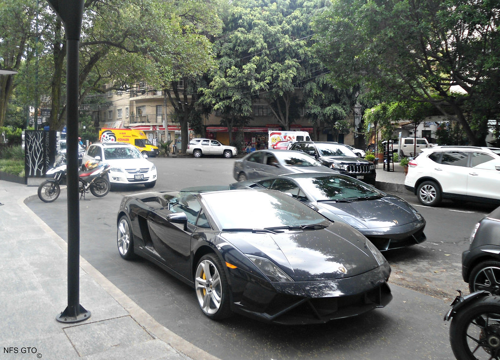 ... Lamborghini Gallardo LP550 2 U0026 Gallardo LP560 4 Spyder | By Fernando  Acosta PH