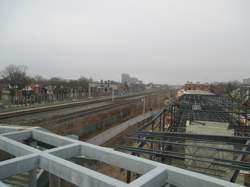 View from the Wallace Avenue Footbridge (1)