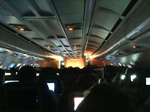 177 - Nachtruhe im Air Berlin A330