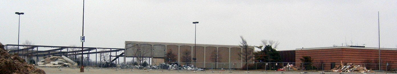 Lakehurst Mall demo: March 2004
