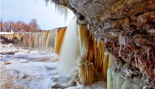 vodopad Jagala
