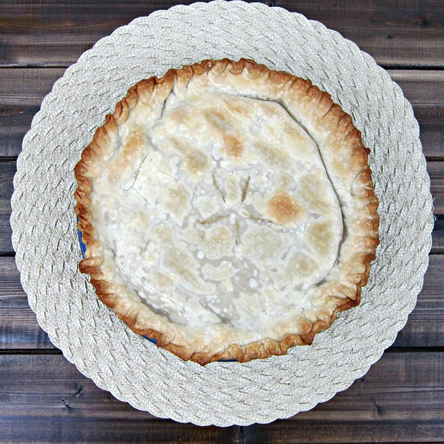 Venison Pot Pie Top