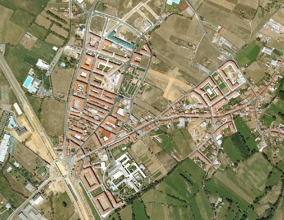 villaobispo de las regueras, león, villalfil, antes, urbanismo, planeamiento, urbano, desastre, urbanístico, construcción