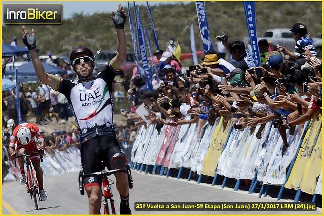 35ª Vuelta a San Juan-5ª Etapa
