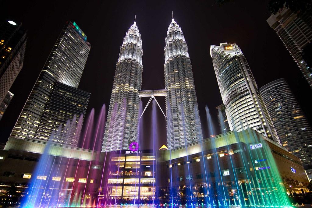 Torres Petronas Las Torres Petronas Situadas En Kuala