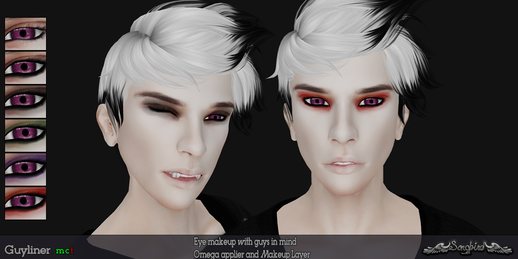 ~SongBird~ Guyliner
