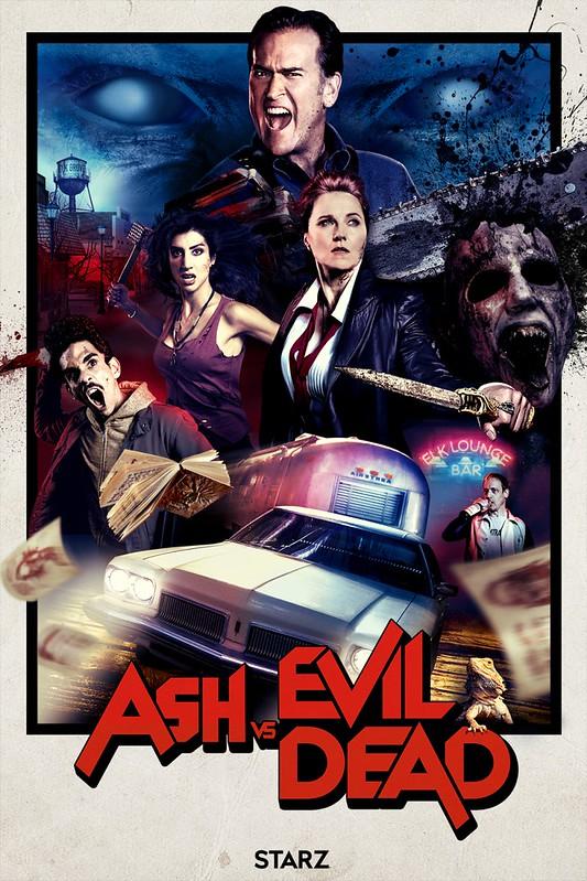 Ash v Evil Dead - Poster 3