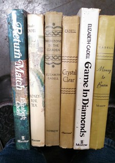 Elizabeth Cadell books