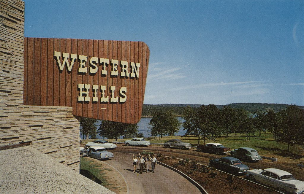 Western Hills Lodge - Sequoyah State Park, Oklahoma