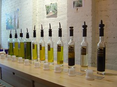 Tasting Table @ Stonehouse Olive Oil | by yehwan