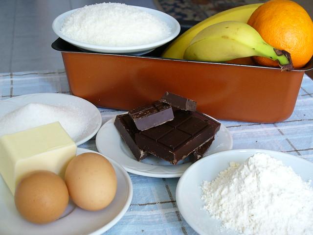 Cake Banane Recette