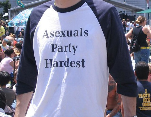 Asexuals Party Hardest | by davidgljay