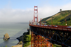 Golden Gate View | by disneymike