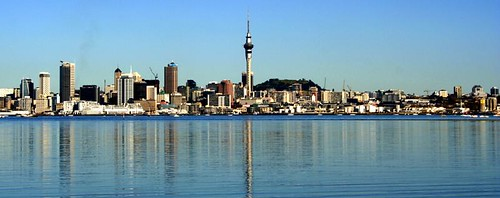 Auckland City Panorama | by Jovana_Nz