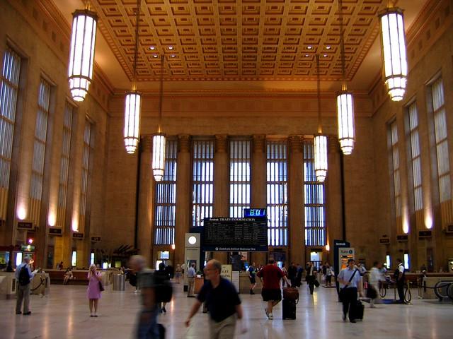 Inside 30th Street Station Flickr Photo Sharing