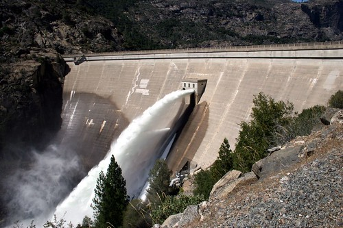 Hetch Hetchy Dam at Yosemite July 2006 | by Fire Horse Leo