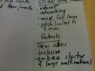 mayday monday meeting notes