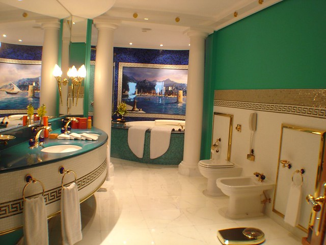 Burj Al Arab Bathroom A Sutanto Flickr