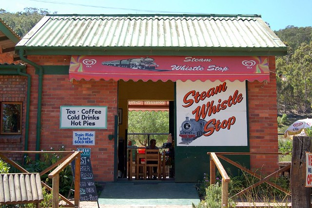 Whistle Stop Cafe Hours Operation