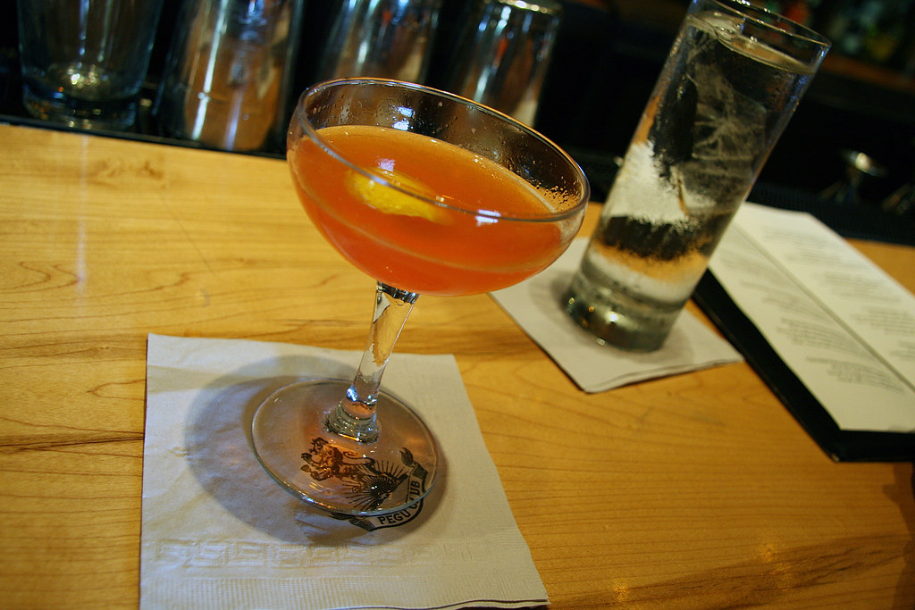 Pegu Club Intro to Aperol.jpg | This is the Pegu Club's 'Int ...