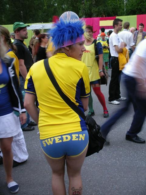 swedish ass