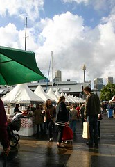 Good Living Pyrmont Growers Market | by Acqua Bullicante