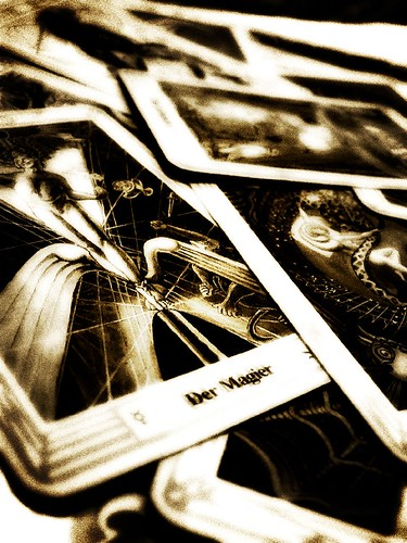 Toth Tarot. | by ndemi