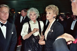 Bea Arthur & Angela Lansbury | by Alan Light