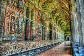 Fresco in the Hall | by Stuck in Customs