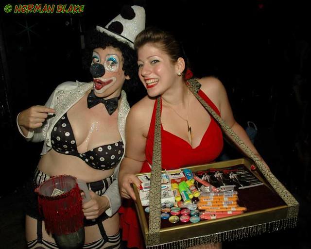Burlesque brooklyn