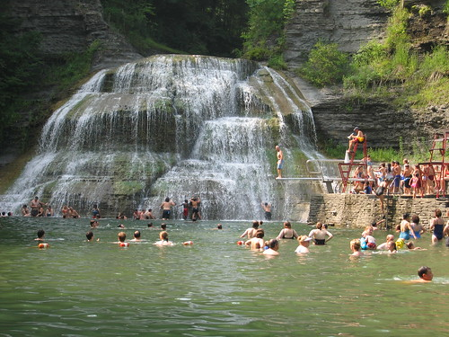 Treman Park, Ithaca | by Carl M