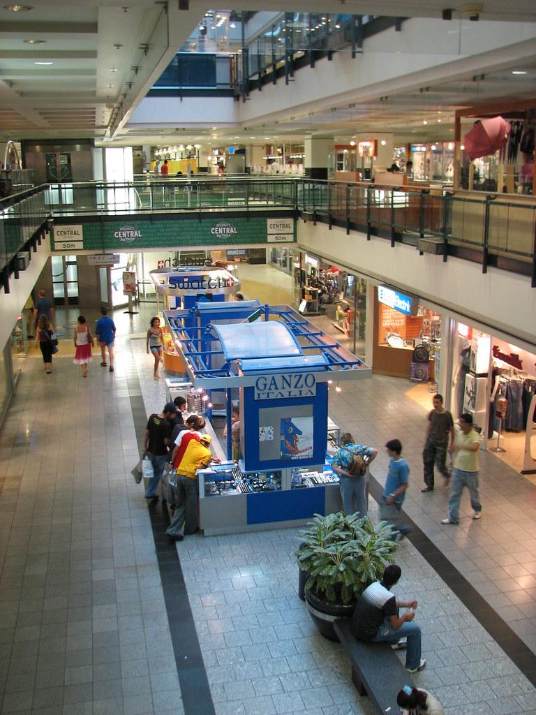 Eaton Centre Food Court Options