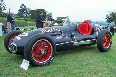1950 Schroeder Stevens Indianapolis Race Car Pebble Beach Flickr
