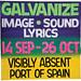 galvanise poster