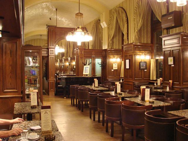 Restaurant Le Cafe Francais Lyon