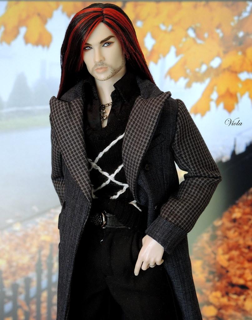 Acheron Dark Hunter Olga V Flickr